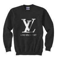 ONETOW LV Louis Vuitton Casual Sport Top Sweater Pullover Sweatshirt