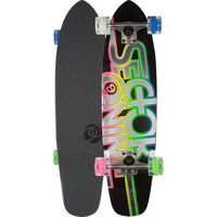 Sector 9 The Wedge Glow Wheel Skateboard Black One Size For Men 25535210001