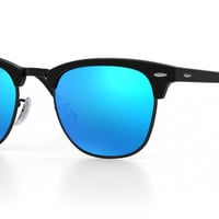 Customize & Personalize Your Ray-Ban RB3016 Clubmaster Sunglasses | Ray-Ban® USA