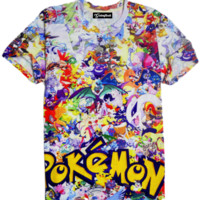 Pokemon Collection Tee