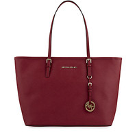 MICHAEL Michael Kors Jet Set Travel Zip-Top Tote