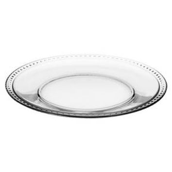 "Anchor Hocking Isabella Glass Dinner Plate (10"")"