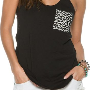 KROCHET KIDS POCKET TANK