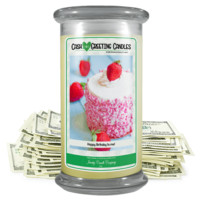 Happy Birthday To Me! | Cash Greeting Candle