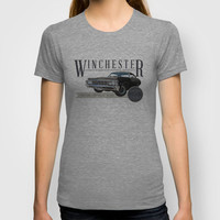 Supernatural : Winchester Antiques T-shirt by Fictional Chick | Society6