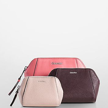 arslyne dome cosmetic cases | White Label | Calvin Klein