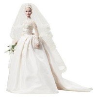Barbie Collector Doll Grace Kelly Bride