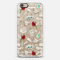 Wear to Wonderland - transparent iPhone 6s case by Micklyn Le Feuvre | Casetify