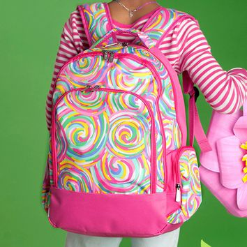 Summer Sorbet Collection Backpack