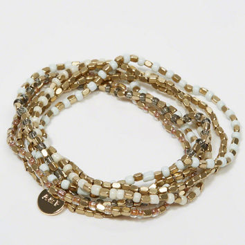 Womens Beaded Bracelet Pack | Womens Accessories | Abercrombie.com