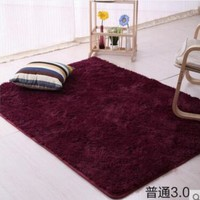 160*200cm Large Size Plush Shaggy Soft Carpet Area Rugs Slip Resistant Floor Mats For Parlor Living Room Bedroom Home Supplies