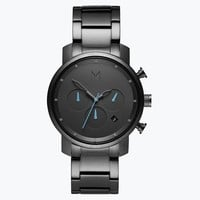 Chrono 40MM Gunmetal