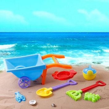 ac DCK83Q On Sale Home Easy Tools Hot Deal Kitchen Helper Beach Toy Set Children Spoon [10261302796]