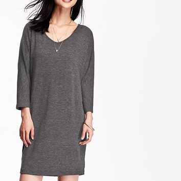 Old Navy Womens Jersey Shift Dress