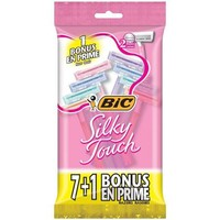 Bic Silky Touch Women's Disposable Razors, 8 count - Walmart.com