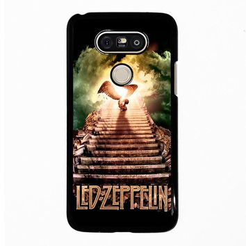 LED ZEPPELIN STAIRWAY TO HEAVEN LG G5 Case Cover