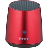 Ihome Bluetooth Rechargeable Mini Speaker (red)