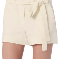 Helmut Lang Patch Pocket Short at INTERMIX | Shop Now | Shop IntermixOnline.com