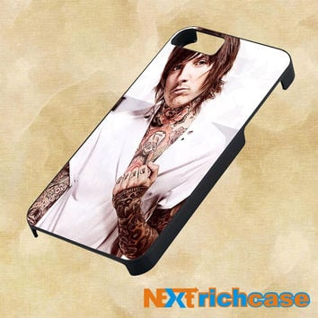 Bring Me The Horizon, Oliver Sykes For iPhone, iPod, iPad and Samsung Galaxy Case