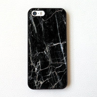 Black Marble iPhone 6 case 6 plus 5 5 S 5c 4 4s Phone Case Samsung Glaxy S5 case S4 S3 s4 mini s3 mini case Note 4 3 2 case Ultra slim gift