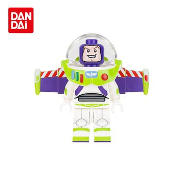 Super Heroes Single Sale Building Blocks Buzz Lightyear Batman Compatible legoINGly Ninjagoed Marvel's DC Avengers Toys Figures