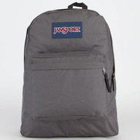 Jansport Superbreak Backpack Forge Grey One Size For Men 86010011101