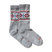 Patagonia Lightweight Merino Crew Socks | TradTown: Feather Grey