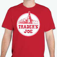 "Custom T-Shirt Design ""Trader's Joe"" from ooShirts.com"