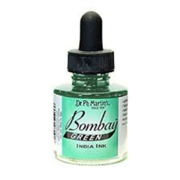 Dr. Ph. Martin's Bombay India Ink Green