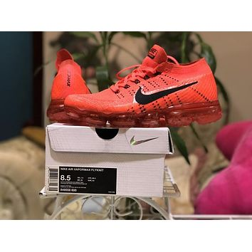 2018 Nike Air Vapormax Flyknit 849558-600 Size 40-45