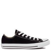 Converse Chuck Taylor All Star Classic Low Top Oxford Sneakers in Black