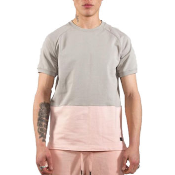 King Apparel - Luxe Summer Trackset - Top - Grey