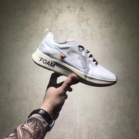 NIKE ZOOM FLY SP x OFF-WHITE