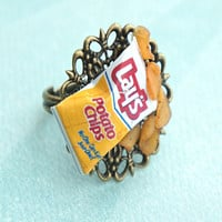 Potato Chips Ring