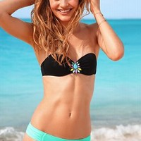 Jewel Push-Up Bandeau Top - Beach Sexy - Victoria's Secret
