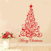 Christmas Accessory Wall Sticker [9356504708]