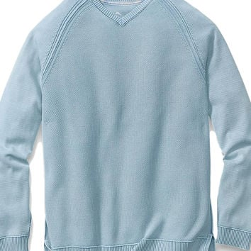 Tommy Bahama Men's Hammock Time V-Neck Sweater