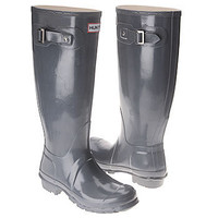 Hunter Boots Womans Original Tall in Graphite Grey