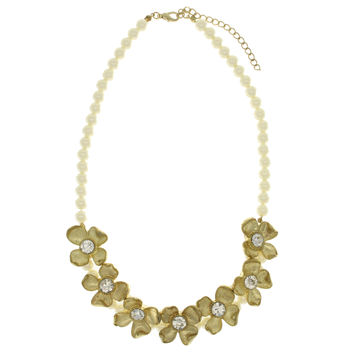 Grace Pearl Wedding Necklace