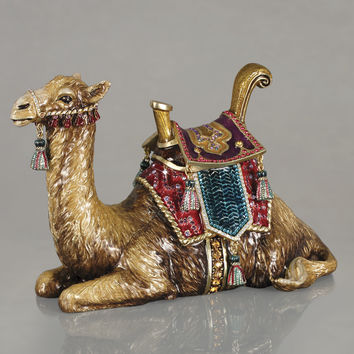 Camel Figurine - Jay Strongwater