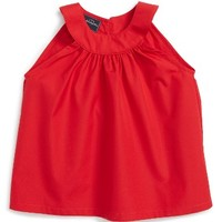 Oscar de la Renta Sleeveless Top (Toddler Girls, Little Girls & Big Girls) | Nordstrom