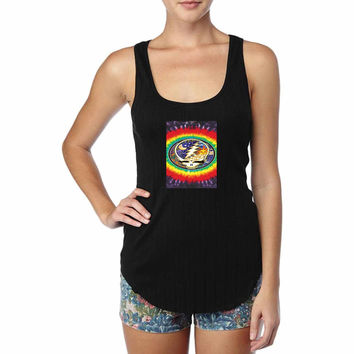 Grateful Dead Moon and Sun For Woman Tank Top , Man Tank Top S, M, L, XL, 2XL *NS*