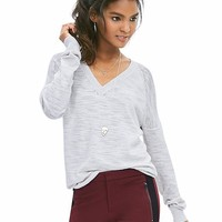 Banana Republic Womens Relaxed Vee Pullover