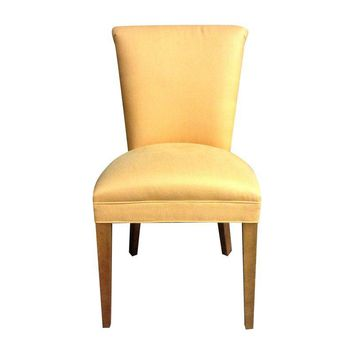 Pre-owned Mitchell Gold Clarice Side Dining Chair