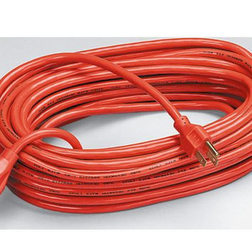 Fellowes, Inc. Heavy Duty Fellowes 50ft Extension Cord Is Perfect For Multiple Indoor/outdoor A