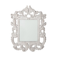 Gray Plant Mirror | ZARA HOME United States of America