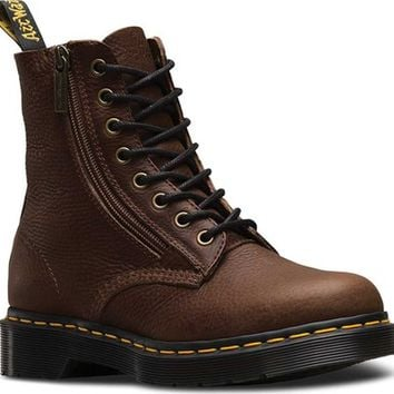 Dr. Martens Pascal 8-Eye Zip Boot