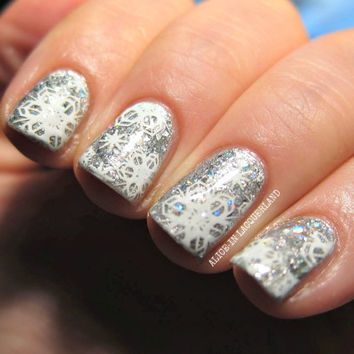 Shimmer Nail Polish  Alice by ShimmerPolish on Etsy