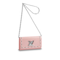 Products by Louis Vuitton: TWIST CHAIN WALLET