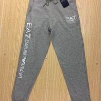 DCKKID4 Emporio Armani Fashion Women Casual Sport Pants Sweatpants
